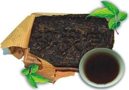Купить чай в плитках