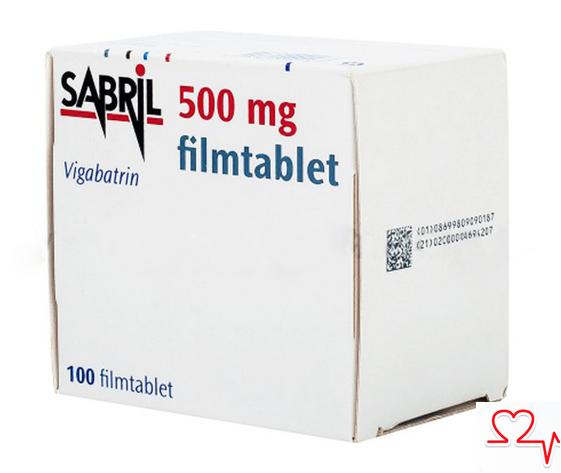 купить Сабрил 500 мг в Москве по низкой цене
